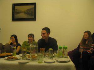 Vezetőségi gyűlés Pozsonyban