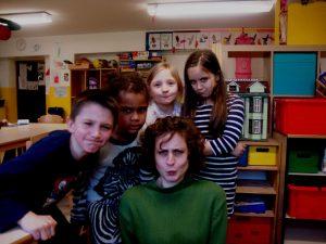 Beszámoló Kölnből – Krisztina az iskolában