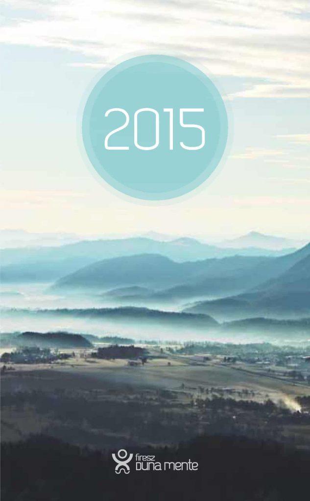 2015-ös zsebnaptár