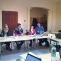 Találkozó a Zsinati Elnökség tagjaival
