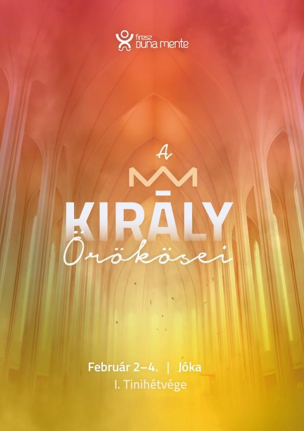 A király örökösei – plakát